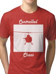Copter Tri-blend T-Shirt