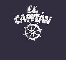 El Capitán Wheel Vintage White Unisex T-Shirt