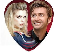 Cuore David Tennant by paoloballe