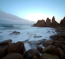 The Pinnacles by Mark Jones