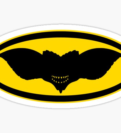 Gotham Gremlin Sticker