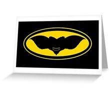 Gotham Gremlin Greeting Card
