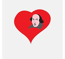 Shakespeare in love by gimbri