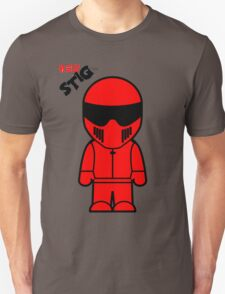 The Stig - Red Stig (Unseen) Unisex T-Shirt