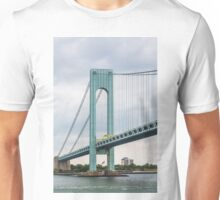 Verrazano-Narrows Bridge Unisex T-Shirt