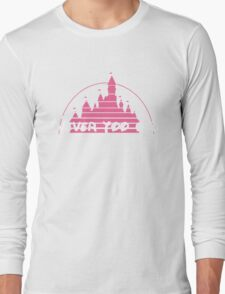 Never too old PINK Long Sleeve T-Shirt