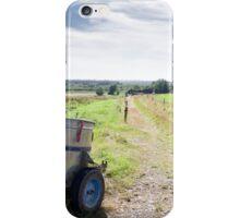 small milk transporter iPhone Case/Skin