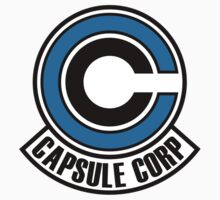 Capsule Corp Logo Kids Clothes