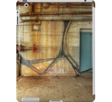 Cosmic vibrations iPad Case/Skin