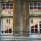 School doors by Pascale Baud