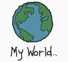 my world by miandza