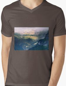 Somewhere in Middle-earth Mens V-Neck T-Shirt