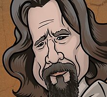 The Dude Abides by ParkerSimpson