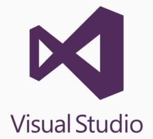 Visual Studio 2012 Logo (Purple) One Piece - Short Sleeve
