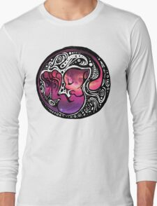 Tribal Mew Long Sleeve T-Shirt