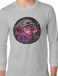Tribal Mew Long Sleeve T-Shirt