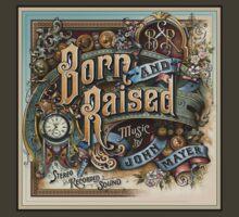 John Mayer Born Raise by endaendut
