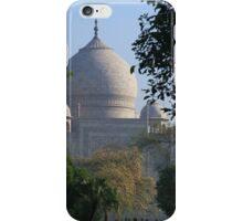 The Taj amongst the trees. iPhone Case/Skin