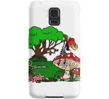 Magical Forest with Faerie Samsung Galaxy Case/Skin