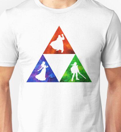 Courage, Wisdom, Power  Unisex T-Shirt