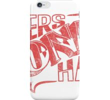 Quote - Haters Gonna Hate iPhone Case/Skin