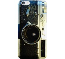 iPhone 5s Russian retro camera cover iPhone Case/Skin