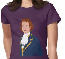 Prince Adam Womens Fitted T-Shirt