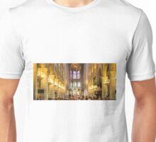Notre Dame, Paris 3 Unisex T-Shirt