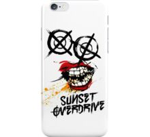 Sunset Overdrive Chemical Smile iPhone Case/Skin