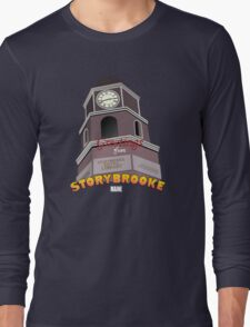 Once Upon a Time - Greetings from Storybrooke Long Sleeve T-Shirt