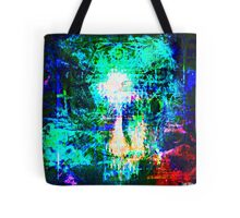 """ The voice  is a second face"" Tote Bag"