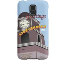 Once Upon a Time - Greetings from Storybrooke Samsung Galaxy Case/Skin