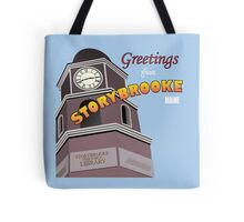 Once Upon a Time - Greetings from Storybrooke Tote Bag