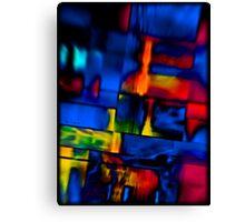 Contemporary escapism Canvas Print