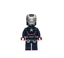 LEGO Iron Patriot by jenni460