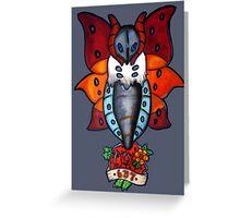 Volcarona Greeting Card