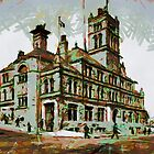 Post Office and Custom House, Duluth, Minnesota, USA by Dennis Melling