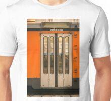 Tram door Unisex T-Shirt