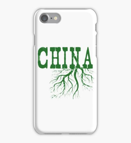 China Roots iPhone Case/Skin
