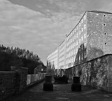 New Lanark by Iain McGillivray