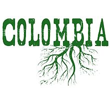 Columbia Roots by surgedesigns