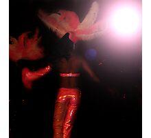 Burlesque Dancer 33 Photographic Print