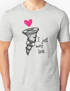 Lonely Screw Unisex T-Shirt