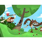 Woodsman by A4man