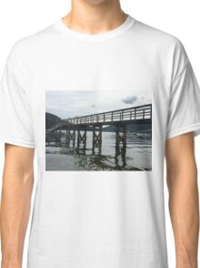 Tranquil Dock 2 - Vancouver, Canada Classic T-Shirt