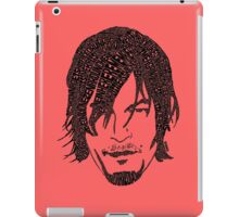 Daryl Dixon from The Walking Dead iPad Case/Skin