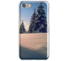 Beautiful Snow Landscape iPhone Case/Skin