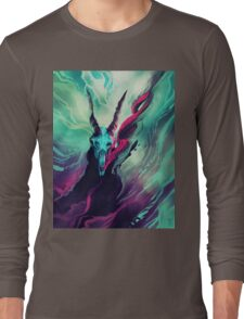 Dissolve  Long Sleeve T-Shirt