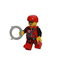 LEGO Climber carrying a rope by jenni460