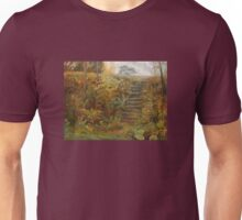 stairs in the park Unisex T-Shirt